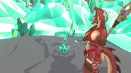 Arcad Mar 5th 2021 CR S2E12 46 Nathraki ruins Sheila and Spirit realm crystal gateway