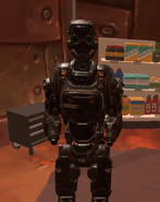 Crag Dec 12th 2020 23 Foobar (Wimchimp) the confused robot