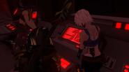 Arcad Feb 27 2021 34 Cyborg Zombie Ash sacrifices herself to save BR16