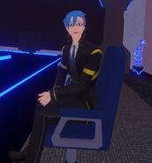 Bobken Sitting