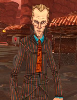 Temporary placeholder avatar
