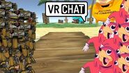 VR chat handsome Jack and his handsome army