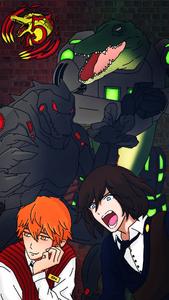 Roflgator Season 5 artwork by PreAlphaTonyC