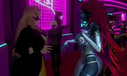 Arcad Jan 8th 2021 21 Priestess (Folkona) and Keera clash magically
