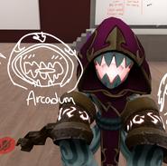 Arcadum (Drawn by Zurui)