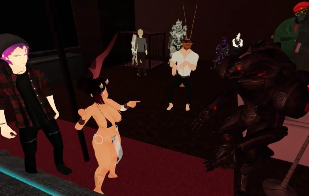 Vr chat adult 23+ Best