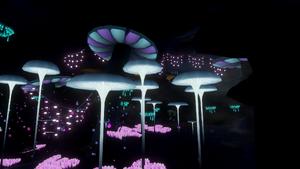 Undercity Mushroom Cave VRChat 1920x1080 2020-11-24 03-00-26.612