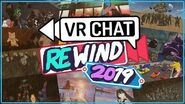 VRChat Rewind 2019