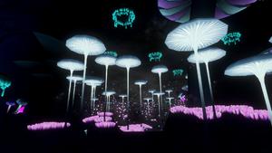 Undercity Mushroom Cave VRChat 1920x1080 2020-11-24 03-01-34.163