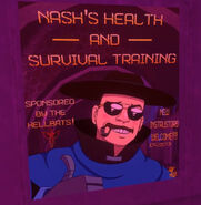 Arcad Callous Mar 14th 2020 2 Nash's health and survival training, advertisement