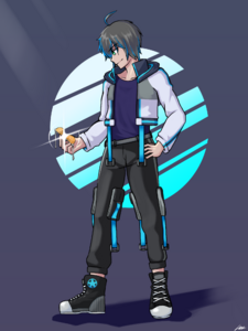 New And Blue SciFri