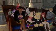 Meech and Crumpet wedding by Spazkoga 4 Burson Roflgator Walter Zapdec Gapp Kasumi Jogie J4key Ladle