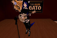 Rofl Sept 4th 2020 12 Firefox Blue at The Golden Gato