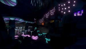Undercity Mushroom Cave VRChat 1920x1080 2020-11-24 03-01-24.609