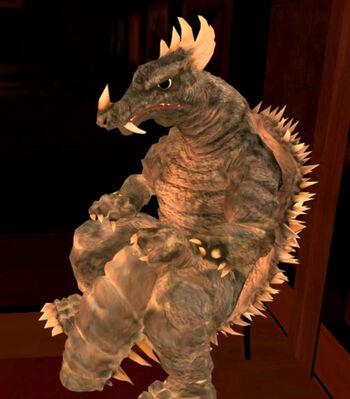 Anguirus Godzilla