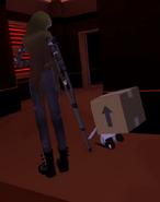 Friend's box