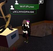 WiFiPunk Proposes to JKLMNPaige