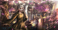 Erthoriel - Blossoms by DeanAnC