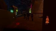 Olivia Callous row episode 24 Talaris raid guards find the hiding Levi