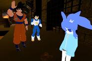 Rofl Feb 7th 2020 38 Introducing Goku and Vegeta to Sorry