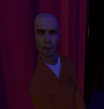 Janitor Bobby