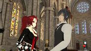 Meech and Crumpet wedding by Spazkoga 12