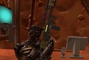 Crag Jan 15th 2021 2 Foobar gets a rifle