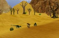 Duat Desert Creatures