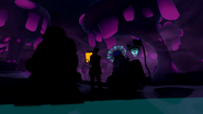 Kythus, Conk, and Charles descover the Deep Mushroom Cave (by Noodl)