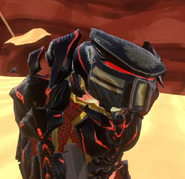 Arcad May 1st 2021 CRS2E20 45 Qroak battle armor 2