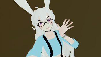 """Bunny girl"""