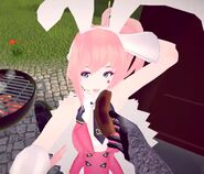 Rofl Feb 27th 3 Kyana polish sausage