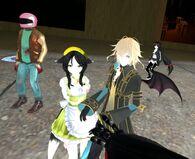 Roflgator Aug 12th 30 Vincent and Ninja Moment
