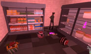 Sci Feb 29th 2020 Callous 6 Odd (Truu) caught eating supplies in the sweet shop