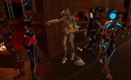Rofl Dec 27th 2019 42 Murder making a robot gang against the robot council