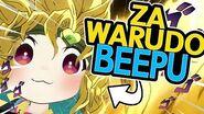 ZA WARUDO BEEPU - VRCHAT Funny Moments