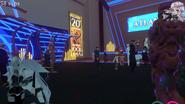 KeiraKvlt Callous row episode 16 Rose and Talaris security keeping an eye on thaddeus at gala 2