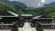 VRChat Japan Shrine by RootGentle 06