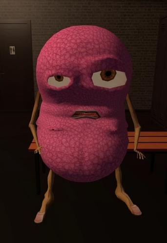 Nightmare bean