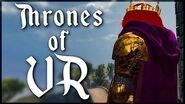 VRChat THRONES OF VR Dark Tidings EP 1
