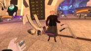Criken Callous row episode 17 Phyllis shows Rikky her motor broom