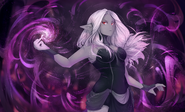 KeiraKvlt Callous row Character Rose Art by iinneo 2