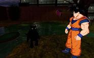 Rofl July 10th 2020 45 Dragon Steve (Mega G Wolf) and Goku (ShinikamiVR)