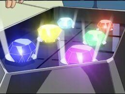 Chaos Emeralds (Sonic X)
