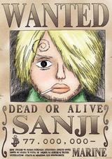 Sanji (Pre-Timeskip)