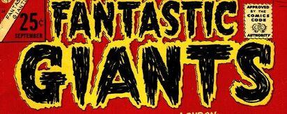 Fantastic Giants