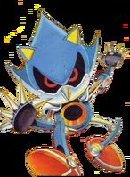 Metallix the Metal Sonic