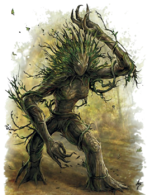 Dryad (Dungeons and Dragons)