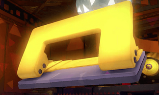 Hole Punch (Paper Mario)