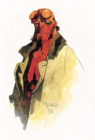 Hellboy (Franchise)